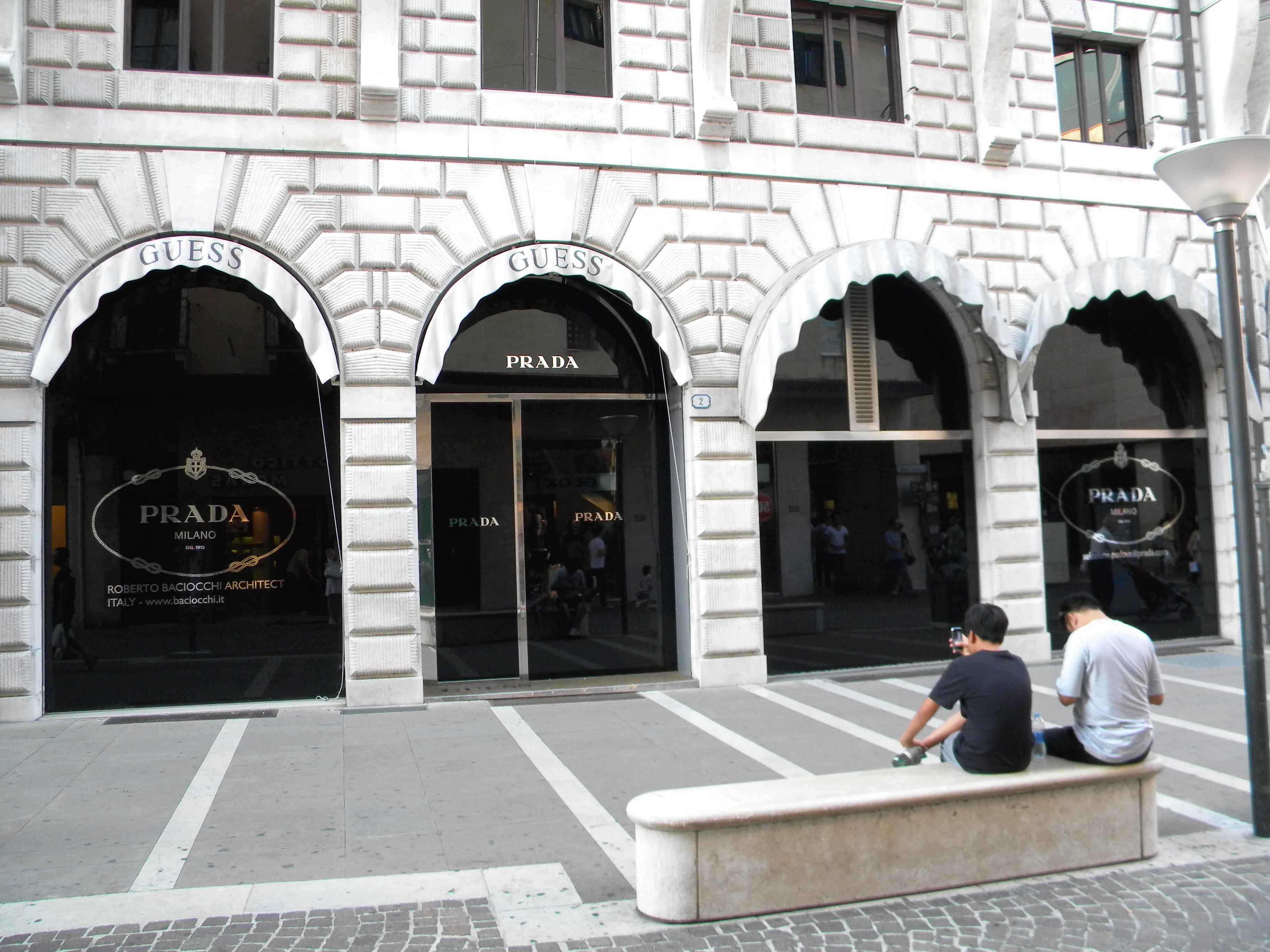 Negozi Guess a Padova