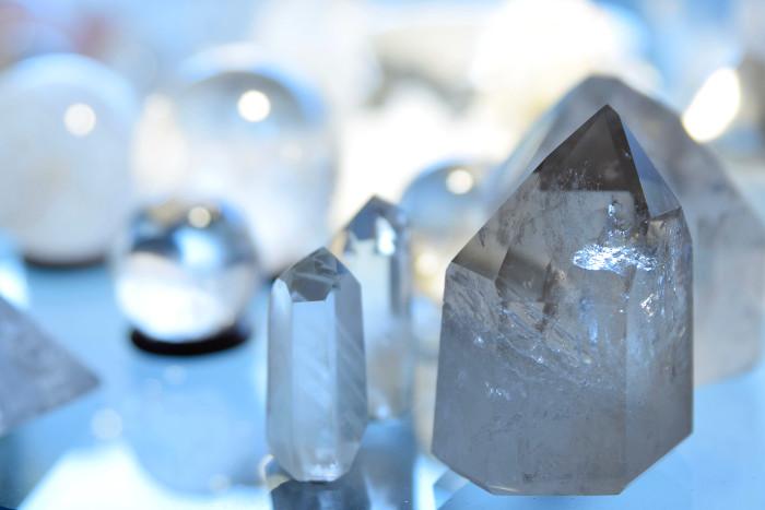 Lampada Cristallo Di Rocca Proprietà : Minerali a padova da i tesori della terra u2022 galline padovane